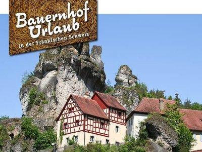 Bauernhof-Urlaub Fränkische Schweiz